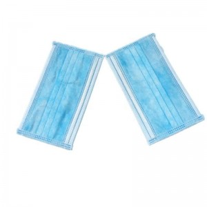 FACE MASK 3 PLY NON-WOVEN DISPOSABLE