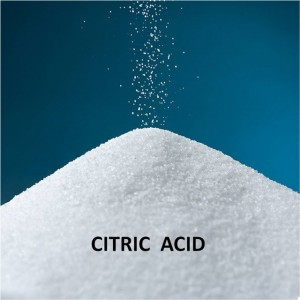 CITRIC ACID C6H8O7