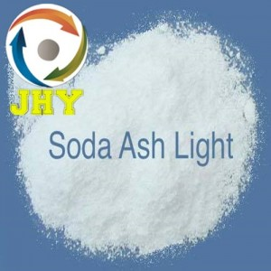 SODA ASH LIGHT SODIUM CARBONATE