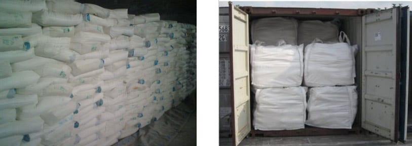 sodium metabisuflite packing
